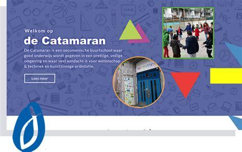 catamaran bentinckstraat alle basisscholen van amos onderwijs