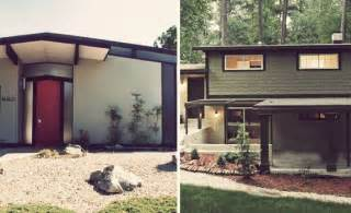 contemporary house colors mid century modern exterior house colors modern