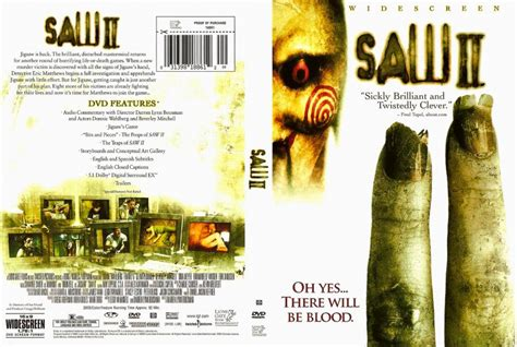 snap 2005 ii movie saw 2 movie dvd scanned covers 2078saw 2 r1 scan