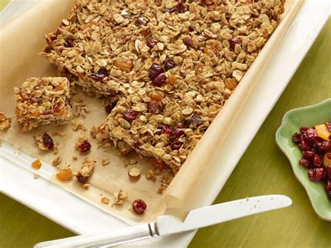 granola bars recipe ina garten food network