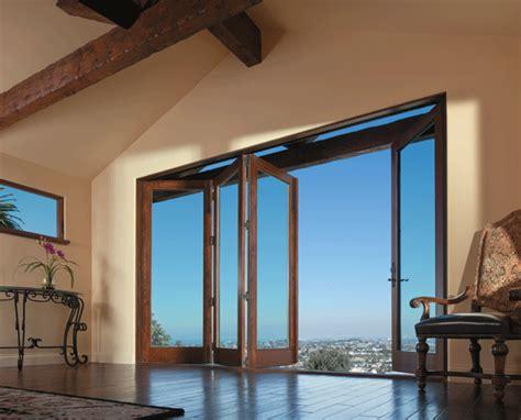 Andersen Windows Patio Doors Folding Doors Folding Doors Exterior Patio