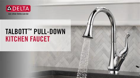 Delta Talbott Kitchen Faucet Delta Talbott Kitchen Faucet Delta 25960lf Talbott Two Handle Centerset Bathroom Sink
