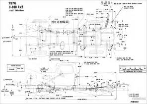 76 ford f100 truck wiring diagram 76 free engine image