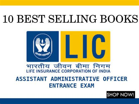 best book for lic aao 10 best selling books for lic assistant administrative