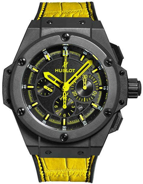 Watches Exclusively At by Hublot Launches Limited Edition Exclusively For New