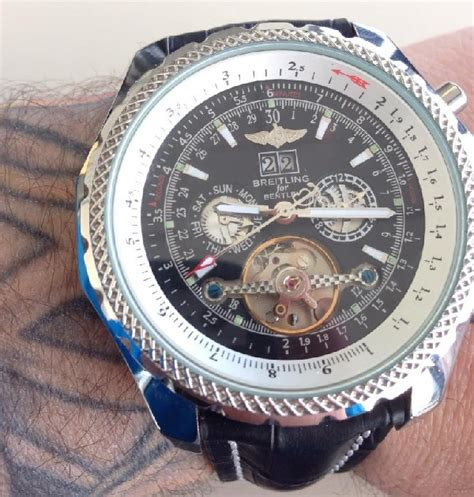 breitling bentley j44362 best breitling bentley replica watches available at