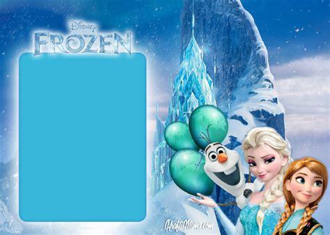 frozen templates pics for gt frozen invitations template