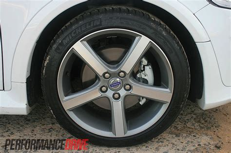 2012 volvo c30 t5 polestar alloy wheels