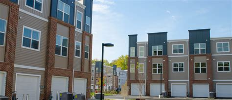 Apartment With Garage In Maryland Riverwatch Apartments Habitat America