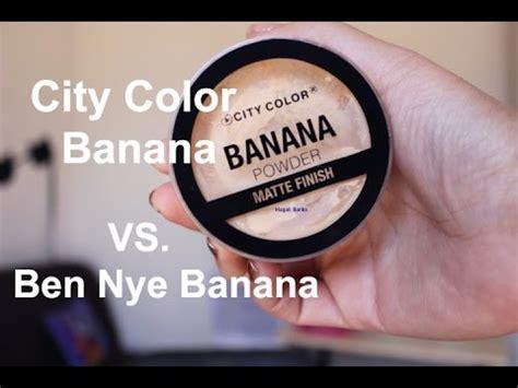 City Color Banana Powder banana powder city color rese 209 a funnycat tv