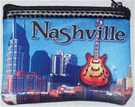 Souvenir Bottle Pouch Bottle Cover nashville souvenirs nashville guitar nail clip nashville