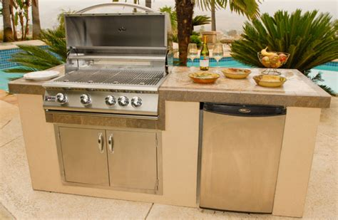 outdoor bbq island kits prefab outdoor kitchen kits designs mykitcheninterior