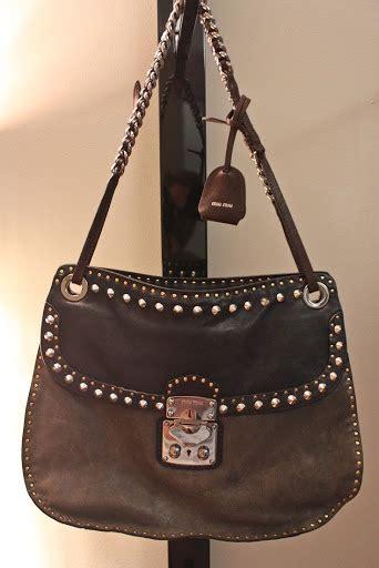 06 Bag Miu Miu 2047 miu miu leather studded shoulder bag clubfashionista2