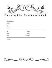 Fax Template Word 2010 by Pin Fax Word Templates Free Ms On