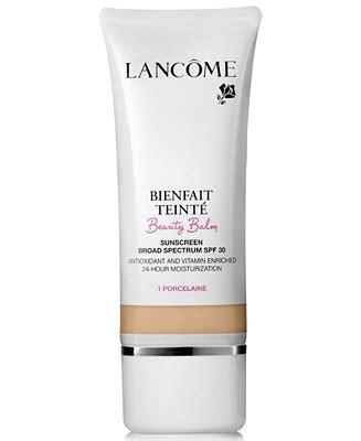 Lancome Bienfait Teinte Balm lanc 244 me bienfait teint 233 balm 24h moisturization