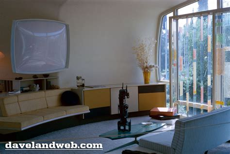 Monsanto House Of The Future by Daveland Disneyland House Of The Future Photo Page