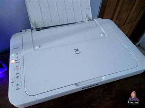 Printer Murah Dibawah 500 Ribu printer multifungsi canon mg2570 di ubuntu panduaji net
