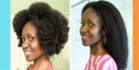 hairstyles for thin hair without heat how to stretch natural hair without heat natural hair