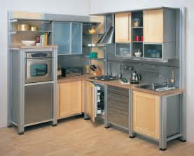Free Standing Kitchen Cabinet The Kitchen Gallery Aluminium And Stainless Steel Kitchens Aluminium Free Standing Afs