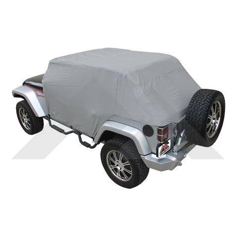 Jeep Jk Cab Cover Wrangler Jk Waterproof Cab Cover Jk 4 Door Models Cc10809