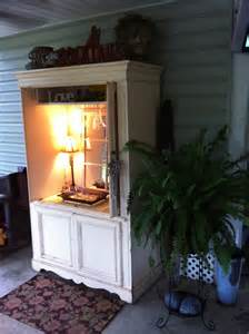 outdoor tv armoire 24 best tv armoires repurposed images on tv