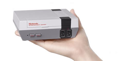 Snes Nintendo Entertainment System Classic Edition Console 1 nes classic edition everything we business insider