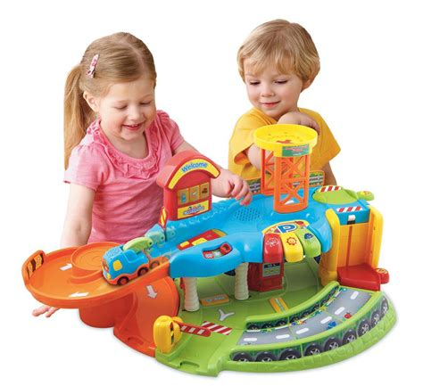 V Tech Toot Toot Garage by Vtech Baby Toot Toot Drivers Garage Co Uk Baby