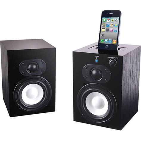 dj tech dock monitor xs studio monitor  ipod dockmonitor xs