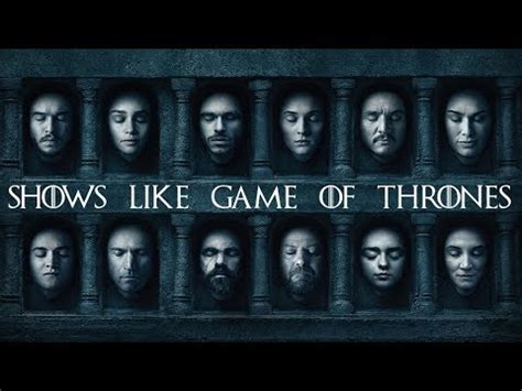 Series Similar To Game Of Thrones | 10 shows like game of thrones similar shows youtube