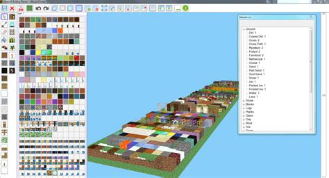 minecraft layout maker minecraft building planner version 1 1 10 updated 10 17