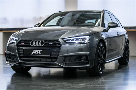 Audi Avant S4 by Abt S Audi S4 Avant Is Hungry For Power Carscoops