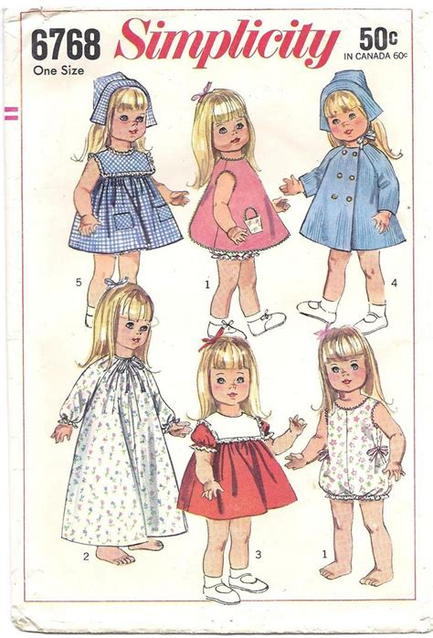 30 At Fashions Found by 25 B 228 Sta Doll Clothes Patterns Id 233 Erna P 229 18