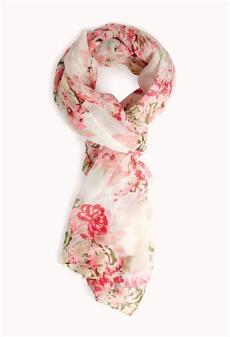 25 best ideas about floral scarf on