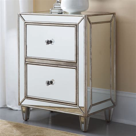 best nightstand bedroom cool mirrored nightstand design with rugs and