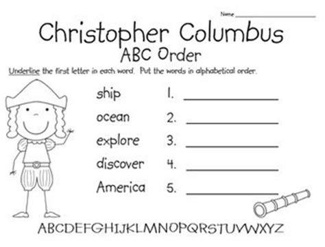 christopher columbus biography for first grade pinterest the world s catalog of ideas
