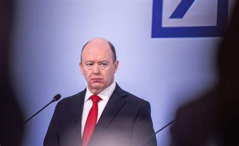 Nur Noch 500 Millionen Deutsche Bank Kappt Boni