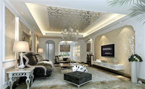 Wallpaper Livingroom wallpaper living room 3d house free 3d house pictures