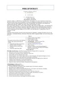 Auto Electrician Sle Resume by Auto Electrician Resume