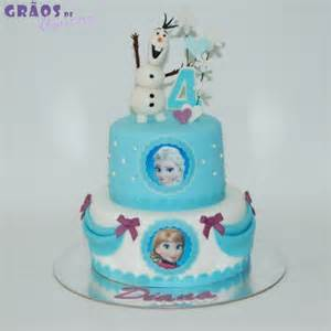 frozen olaf gr 227 os de a 231 250 car bolos decorados cake design