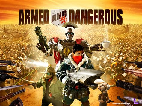 and dangerous armed and dangerous review 2004 inane witterings