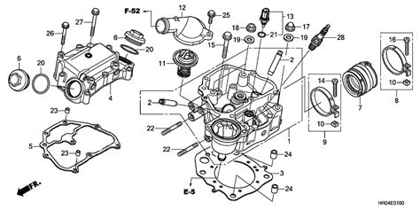 honda 2002 foreman 450 es parts diagram 2002 honda trx450r