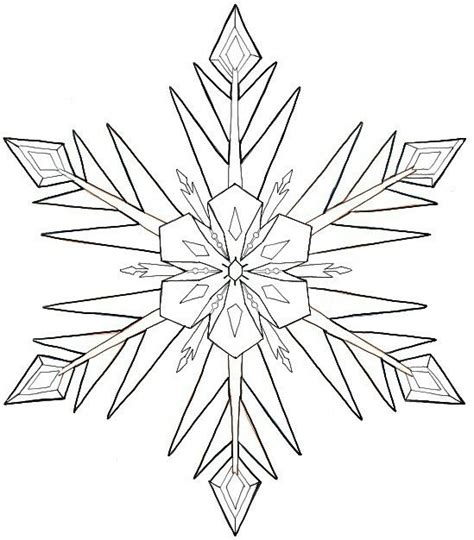 utee tattoos 1000 ideas about frozen snowflake on paper
