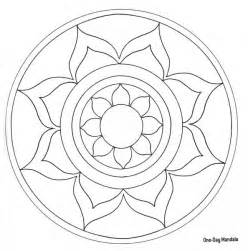 easy mandala coloring pages book review the of mandala meditation by michal