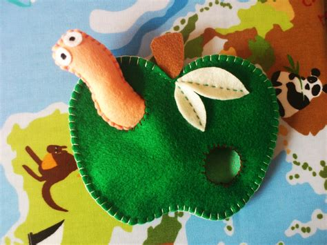 felt worm pattern 25 best junior bees educational resources for early