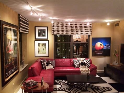 Harley Davidson Living Room by Fj Harley For Monorail By Edge Lighting