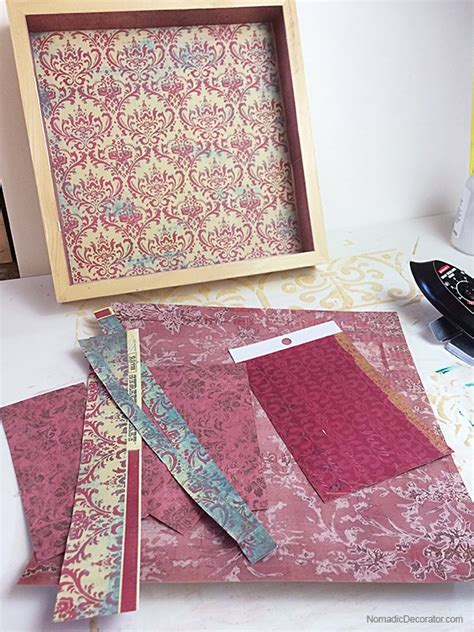How To Make Paper And Wrinkly - how to make paper decoupage without wrinkles hometalk