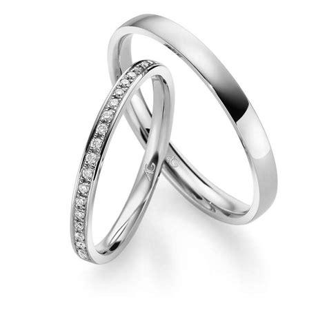 Verlobungsring Ehering Kombination by Verlobungsring Und Trauring In Kombination Die Besten