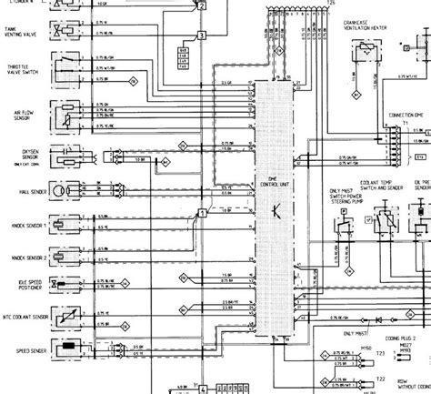 1987 porsche 924s ignition wiring diagram wiring diagram