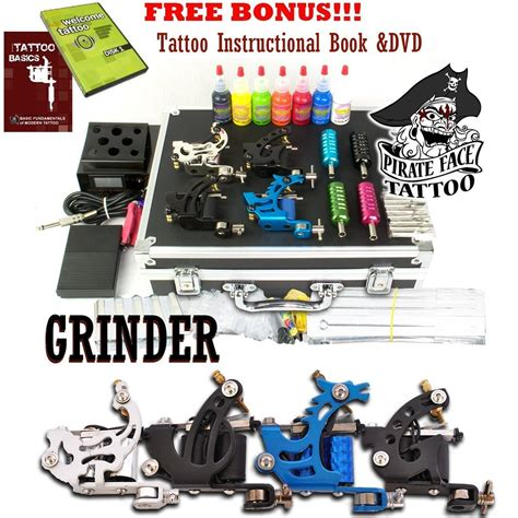 tattoo kit new image cheap tattoo kits recommendation grinder tattoo kit
