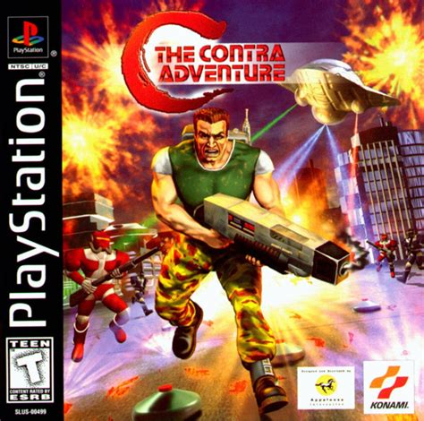 emuparadise contra c the contra adventure u iso